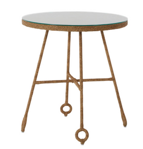 DAKOTA SIDE TABLE