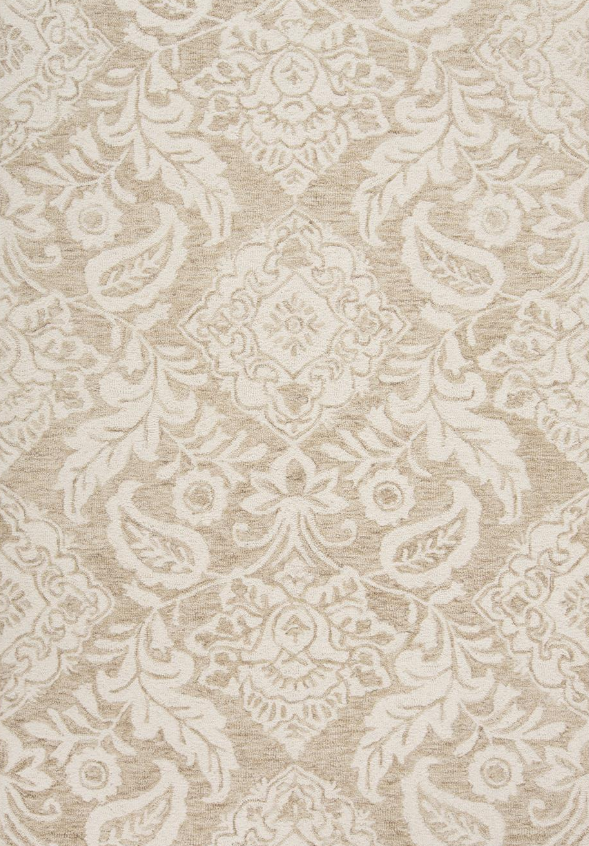 BELFORT TAUPE IVORY - Donna's Home Furnishings in Houston