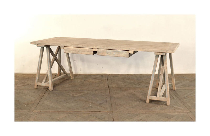 A-FRAME DINING TABLE - Donna's Home Furnishings in Houston