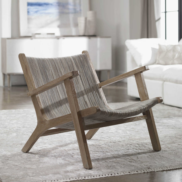 AEGEA ACCENT CHAIR