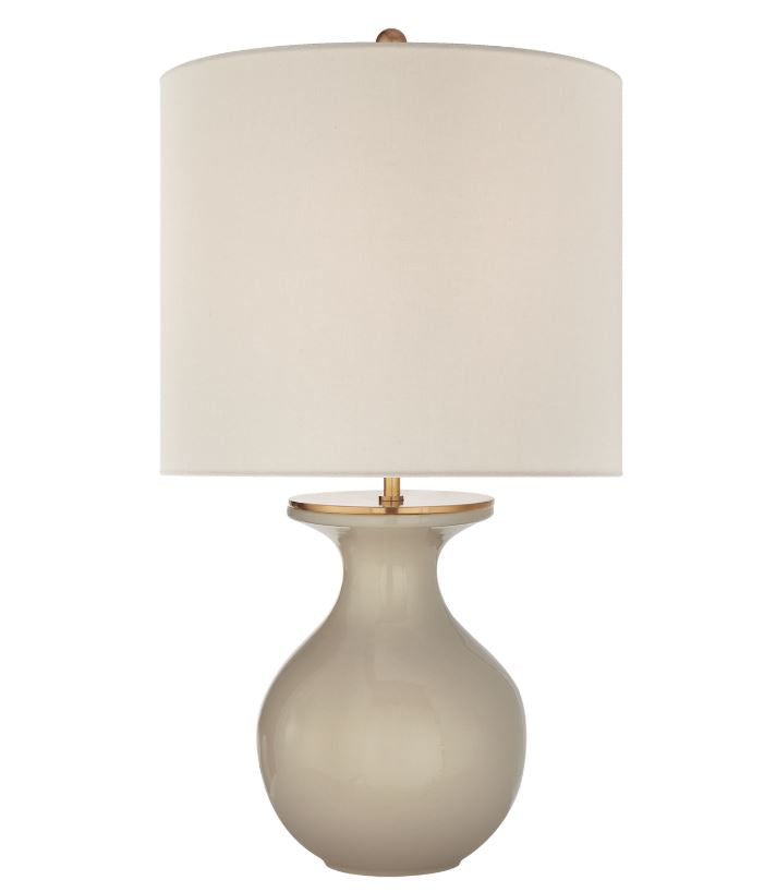 ALBIE SMALL DESK LAMP - Donna's Home Furnishings in Houston