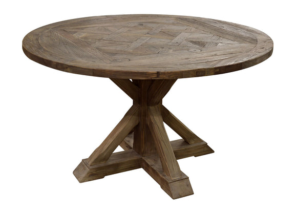 PARQUETE DINING TABLE - Donna's Home Furnishings in Houston