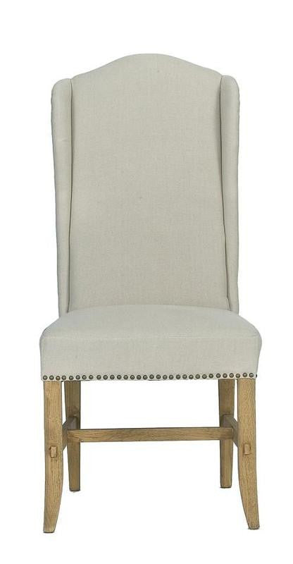 High Back Dining Chair - Donna's Home Furnishings in Houston