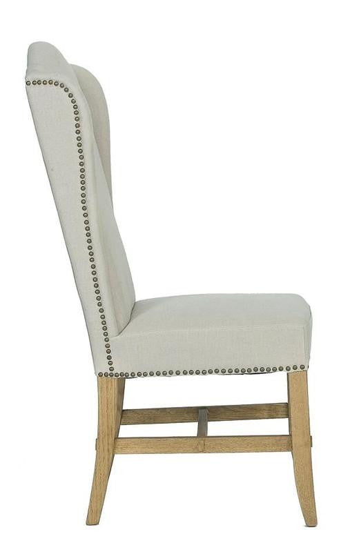 HIGH BACK DINING CHAIR (SOLD IN QUANTITIES OF TWO) - Donna's Home Furnishings in Houston