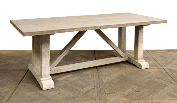 EGREMONT DINING TABLE - Donna's Home Furnishings in Houston