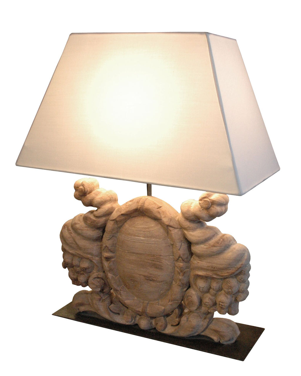 BIARRITZ TABLE LAMP - Donna's Home Furnishings in Houston