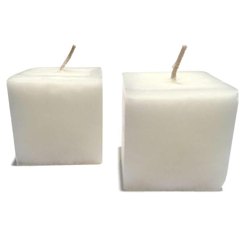 SINGLE SQUARE VOTIVES DONNA'S SIGNATURE SCENT CANDLE - Donna's Home Furnishings in Houston