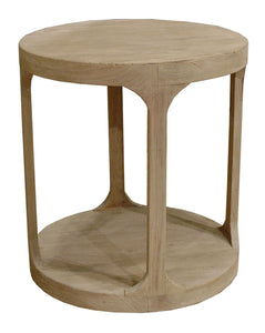 NATURAL PINE END TABLE - Donna's Home Furnishings in Houston