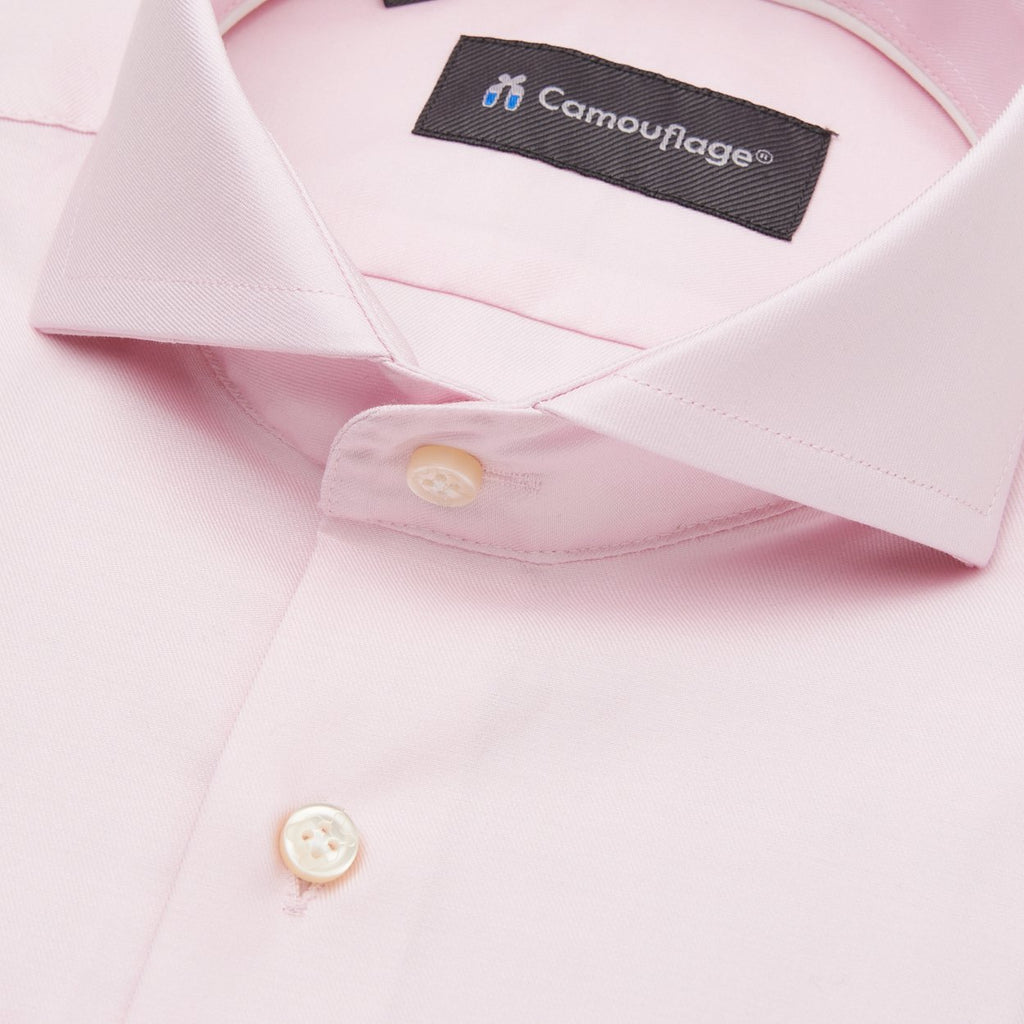 Fine twill overhemd Burano - The Art of Camouflage