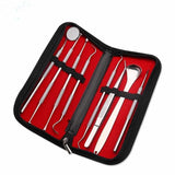 8 Dental Double Sided Teeth Cleaning tool Set-Zaapy Pet