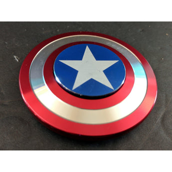 Captain America Hand Spinner-ZaaPy Zpinners