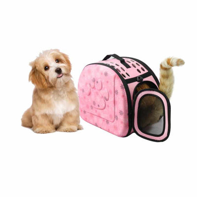 Collapsible Dog or Cat Carrier House-Zaapy Pet