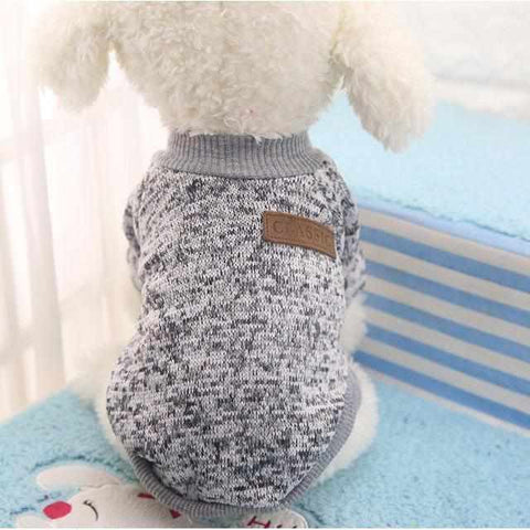 Cuddly Pup Pet Sweater-Zaapy Pet