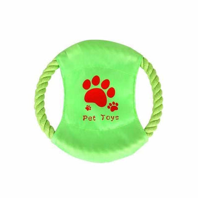 Green Dentures Friendly Interactive Chew Toy-Zaapy Pet