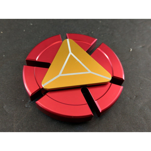Iron Man Hand Spinner-ZaaPy Zpinners