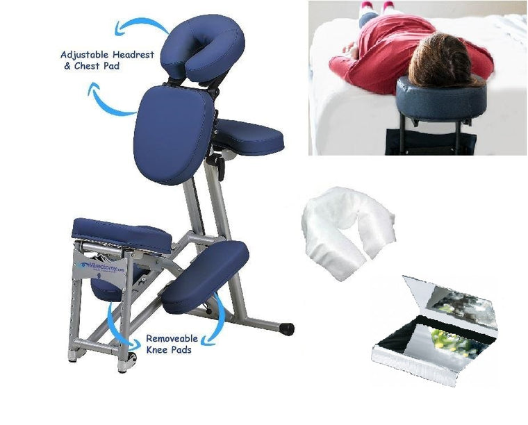 "<b style=""color:red""> Package #3 </b> Deluxe Package (Seated Support + Face Down Support + Two-way Mirror, and Disposable Headrest Covers) - <b style=""color:red"">Rental</b> - $189.00 First Week and  $145.00 Each Additional Week"