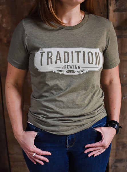 Tradition T-Shirt - Olive