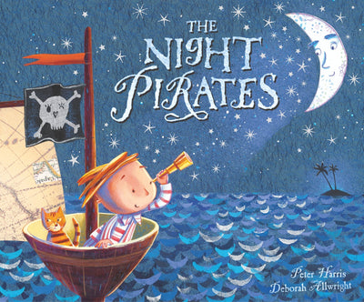 The Night Pirates by Gardners - Little Marshans