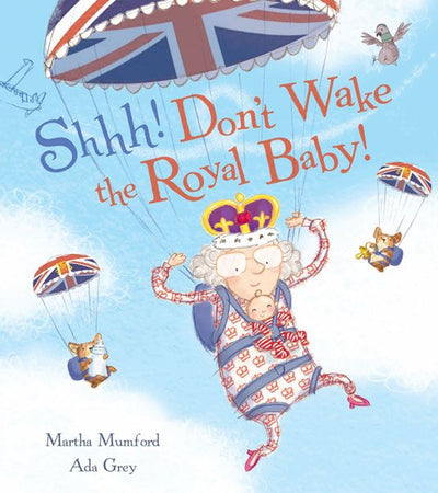 Little Marshans:Shhh Don't Wake The Royal Baby: