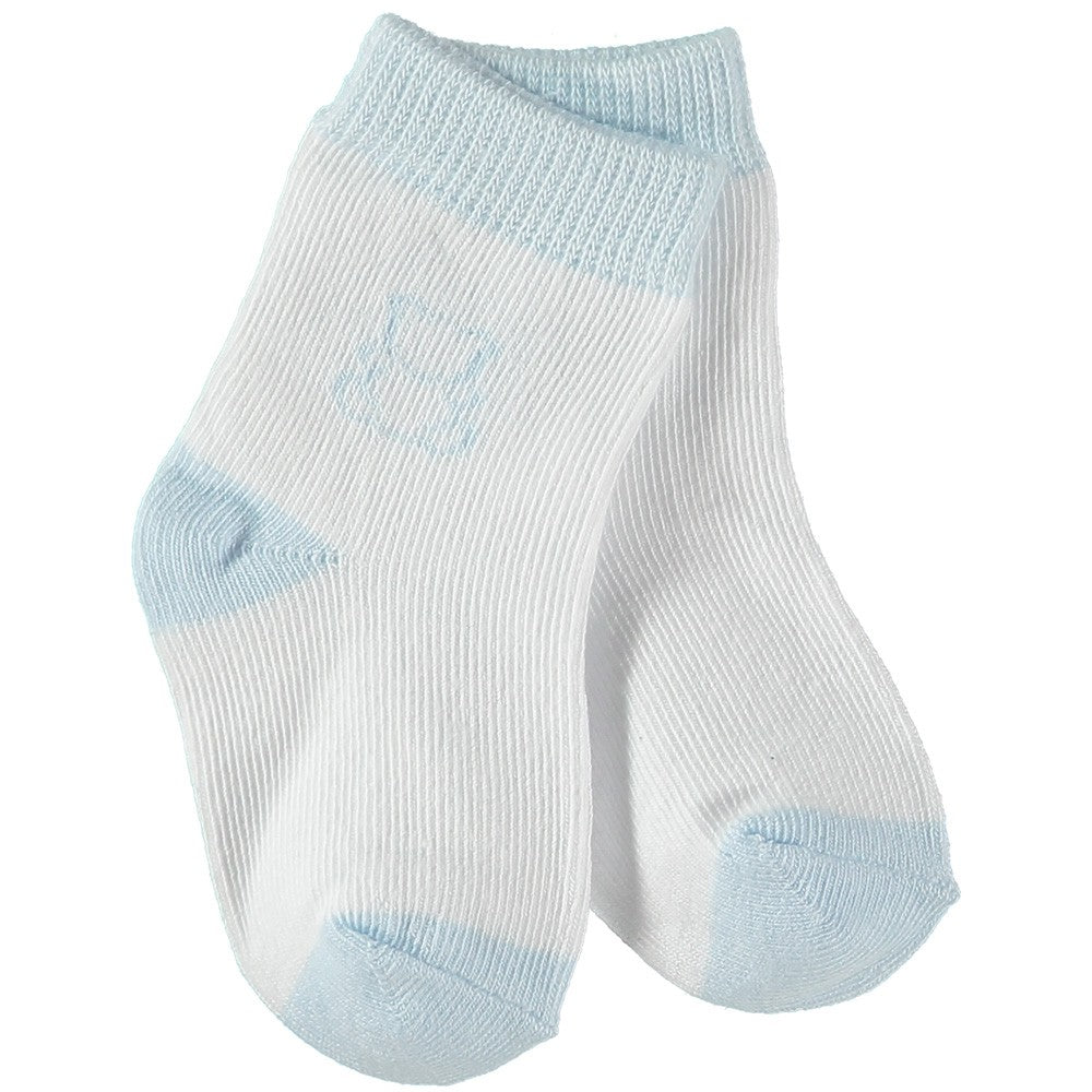 1 Twin Pack of Boys Socks Alpine PB - Little Marshans