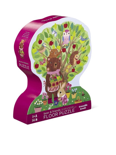 Bear & Friends Shaped Puzzle - Little Marshans