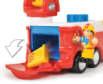 Little Marshans:Ernie Fire Engine: