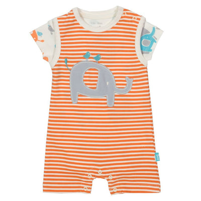 Little Marshans:Ellie Romper Set: