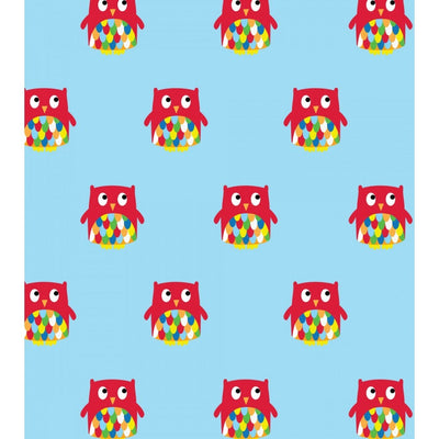 Owl Wrapping Paper by Toby Tiger - Little Marshans