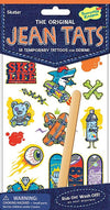Jeans Tattoos - Skater by Peaceable Kingdom - Little Marshans