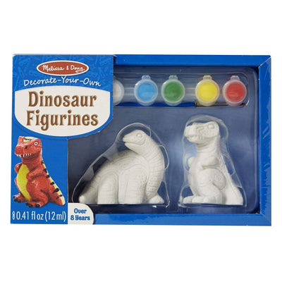 Decorate-Your-Own Dinosaur Figurines by Melissa and Doug - Little Marshans