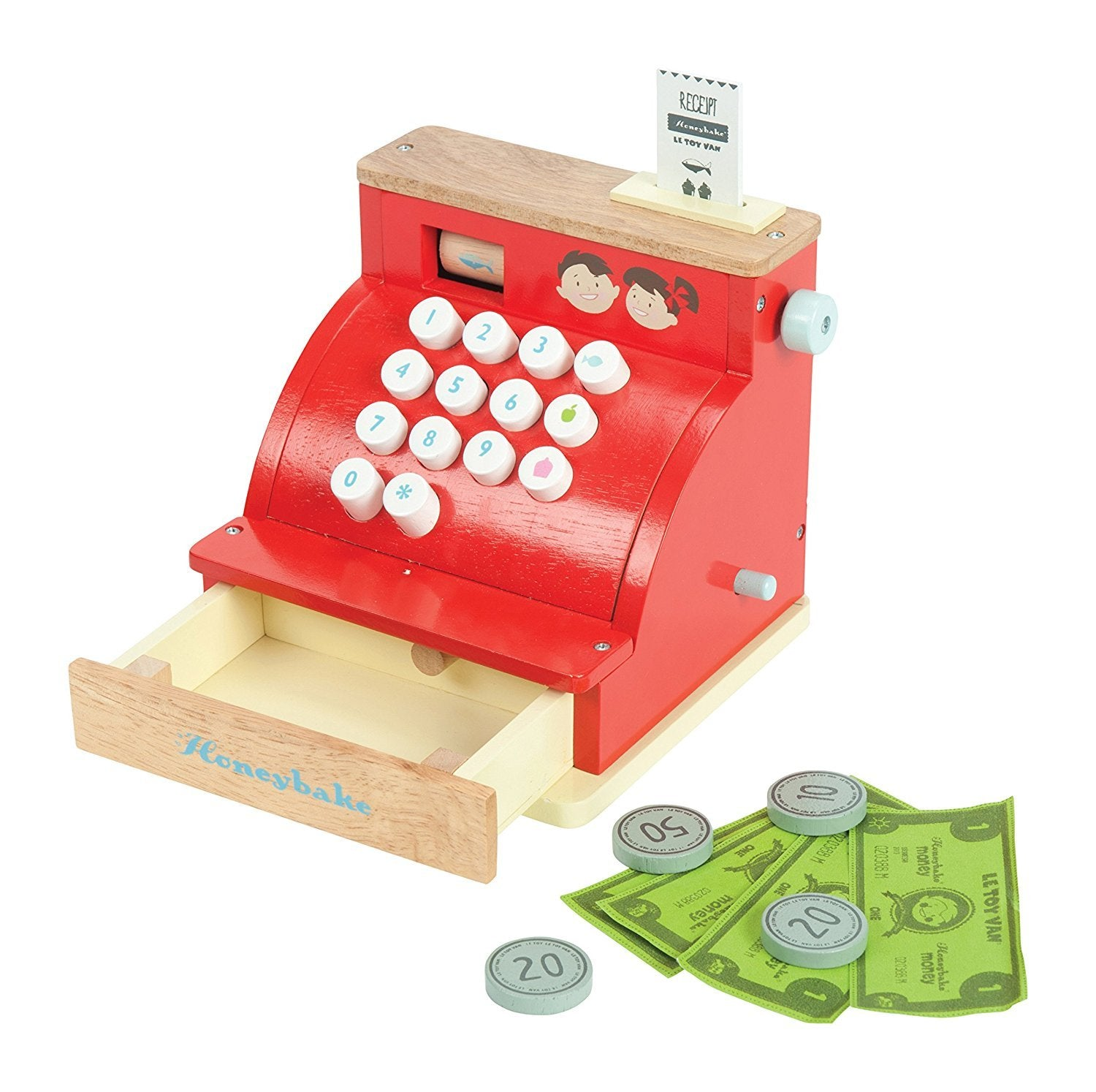 Cash Register - Little Marshans
