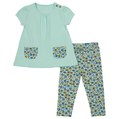 Little Marshans:Petal pocket set: