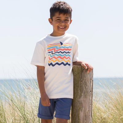 Little Marshans:Making Waves T-Shirt: