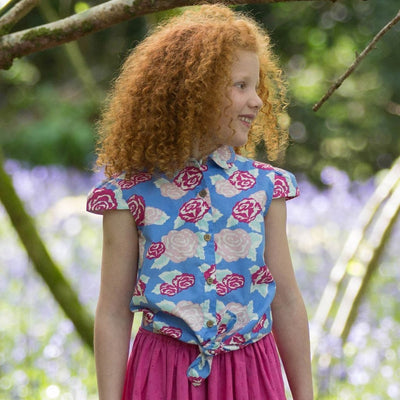 Tearose blouse by Kite - Little Marshans