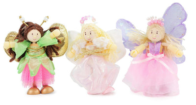 Budkins Gift Pack Truth Fairies - Little Marshans