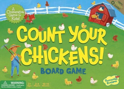 Count Your Chickens - Little Marshans