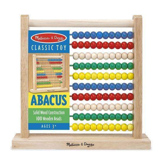 Abacus Classic Wooden Toy - Little Marshans