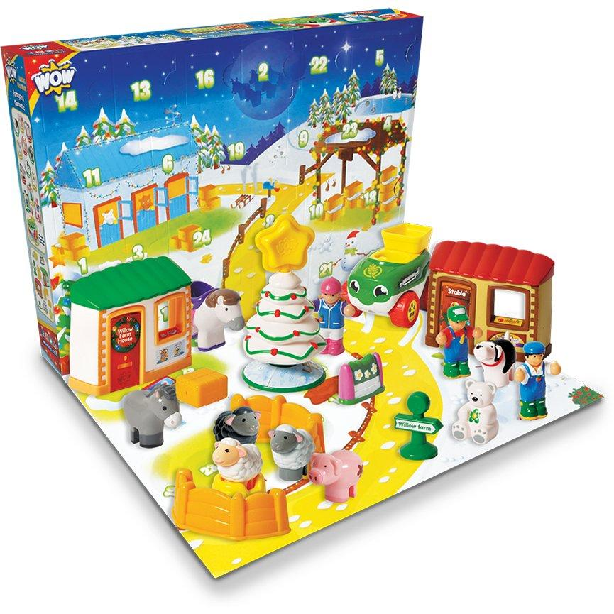 Advent Calendar Farmyard - Little Marshans