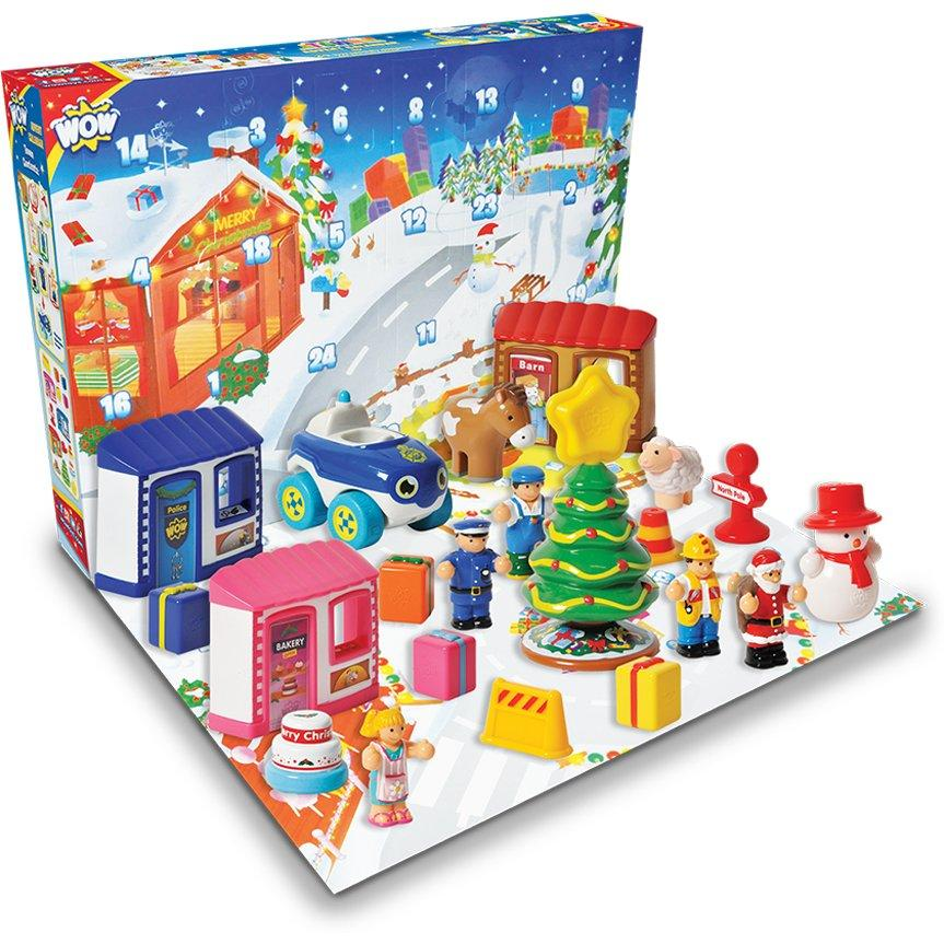 Advent Calendar Town - Little Marshans