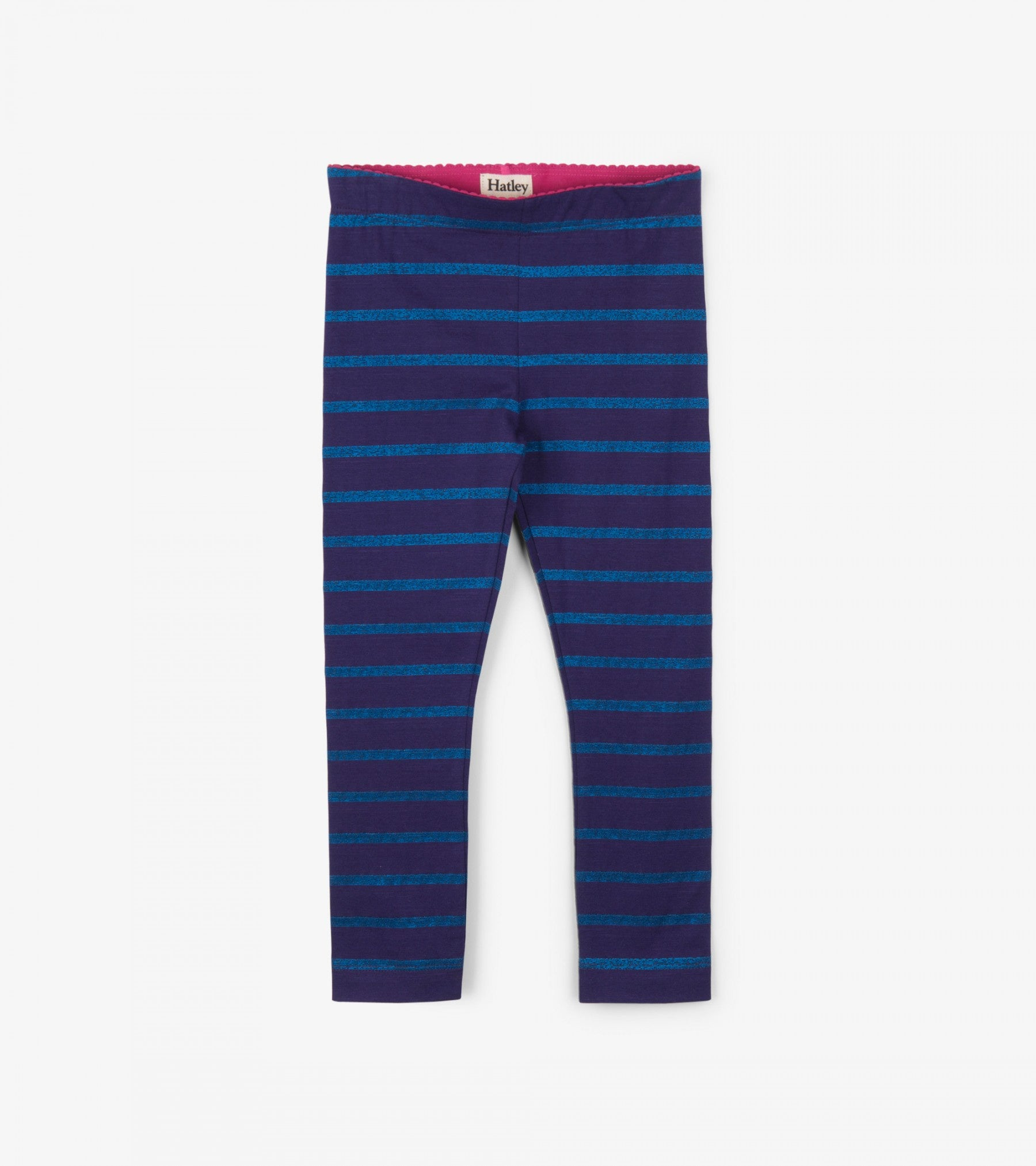 Glitter Striped Leggings by Hatley - Little Marshans
