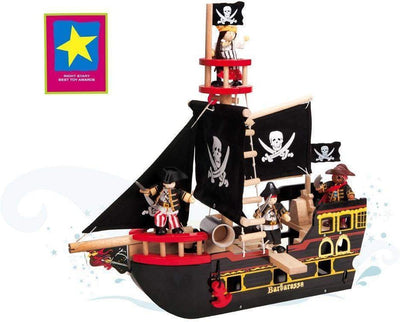 Barbarossa Pirate Ship - Little Marshans
