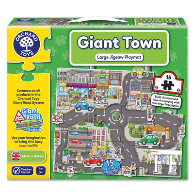 Little Marshans:Giant Town: