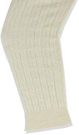 Cream Cable Knit Tights - Little Marshans