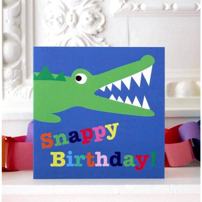 Croc Card - Little Marshans