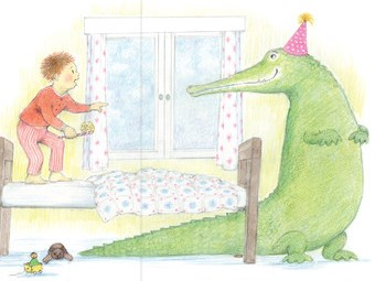 The Crocodile Under the Bed by Gardners - Little Marshans