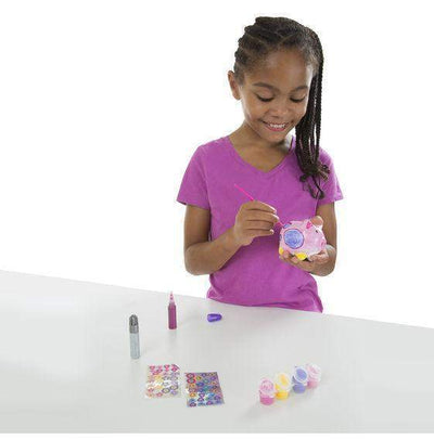 Decorate-Your-Own Piggy Bank - Little Marshans