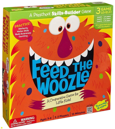 Feed The Woozle - Little Marshans