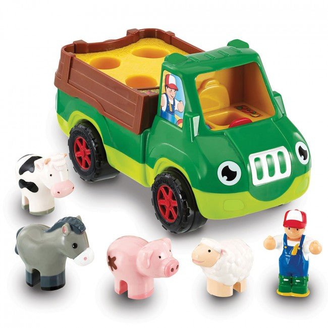 Freddie Farm Truck by Wow Toys - Little Marshans