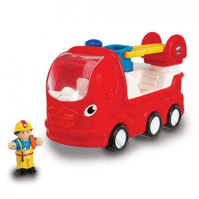 Ernie Fire Engine by Wow Toys - Little Marshans