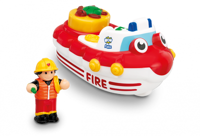 Little Marshans:Fireboat Felix: